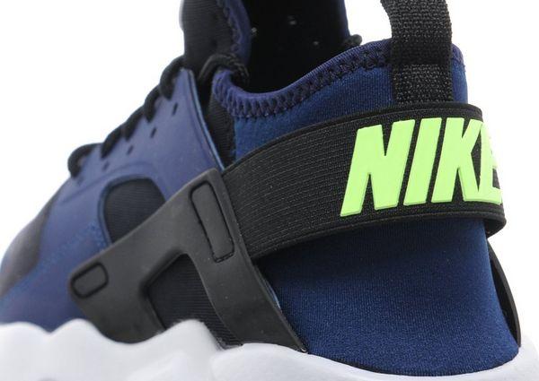 Nike Huarache Black Blue