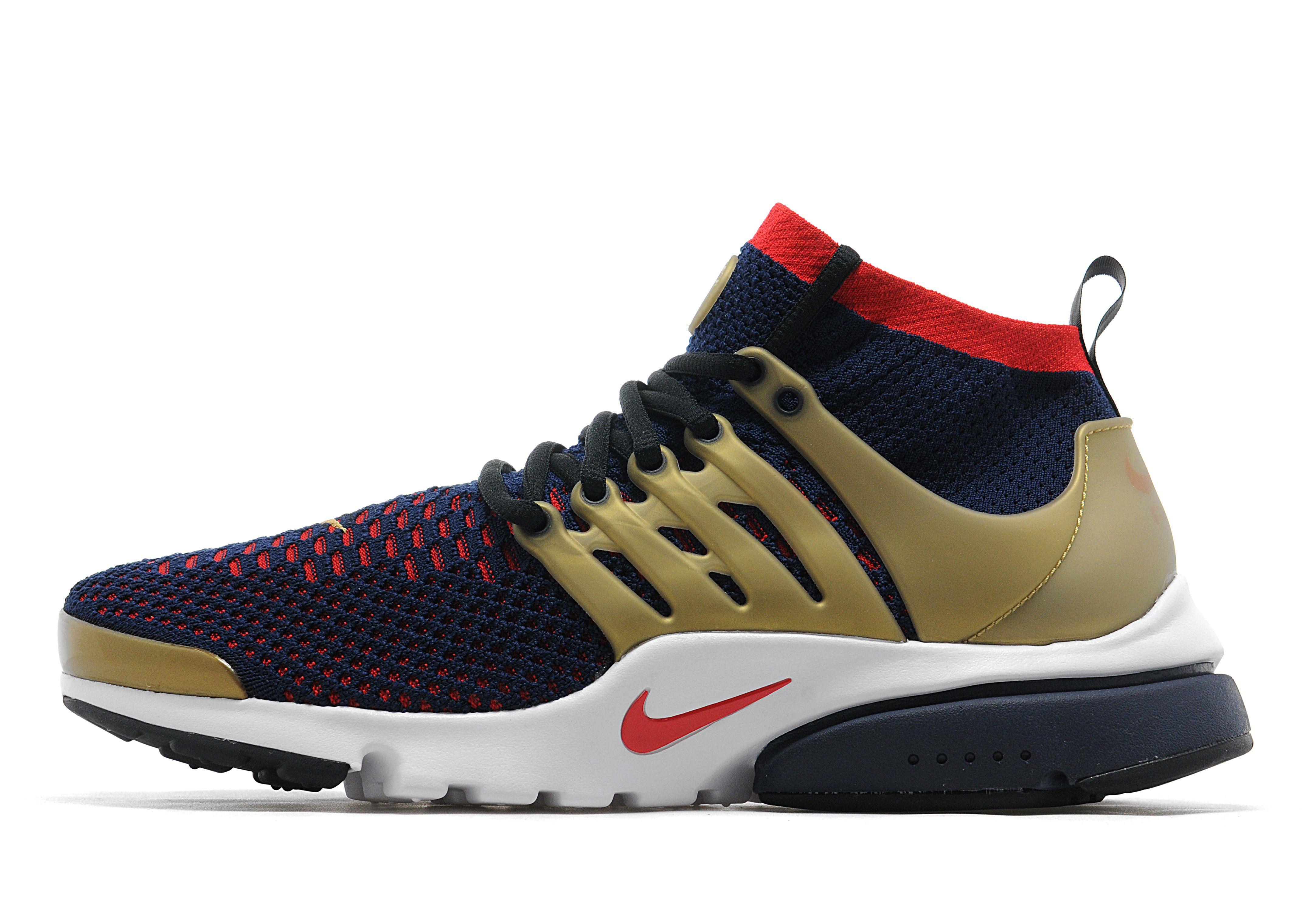 Nike Air Presto Flyknit Ultra 'Olympic' Pack