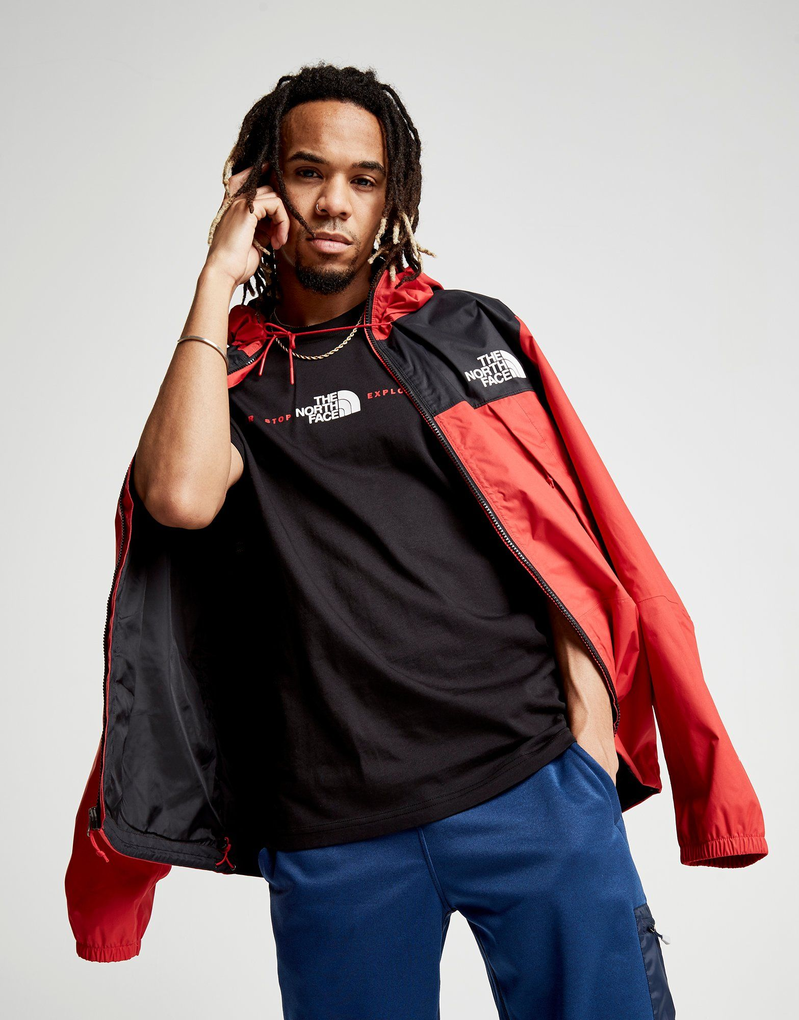 Nse Shoptagr Shirt By Central North Face The T q6x76IwfF