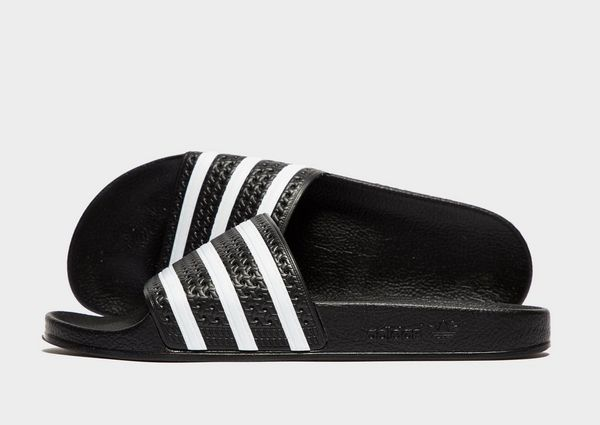 new style 3c8b1 2e51d adidas Originals Adilette Badesandaler Herre