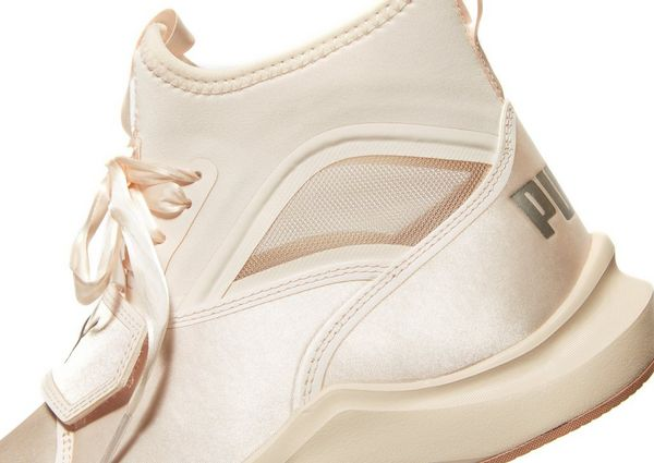 puma phenom satin en pointe