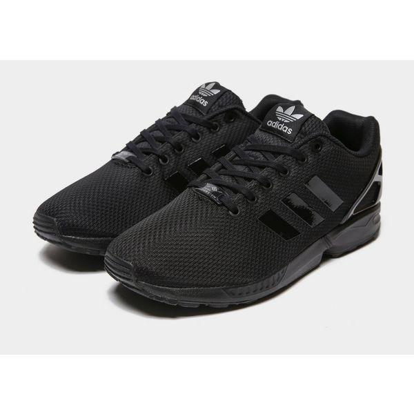 adidas zx flux hommes noir et blanc
