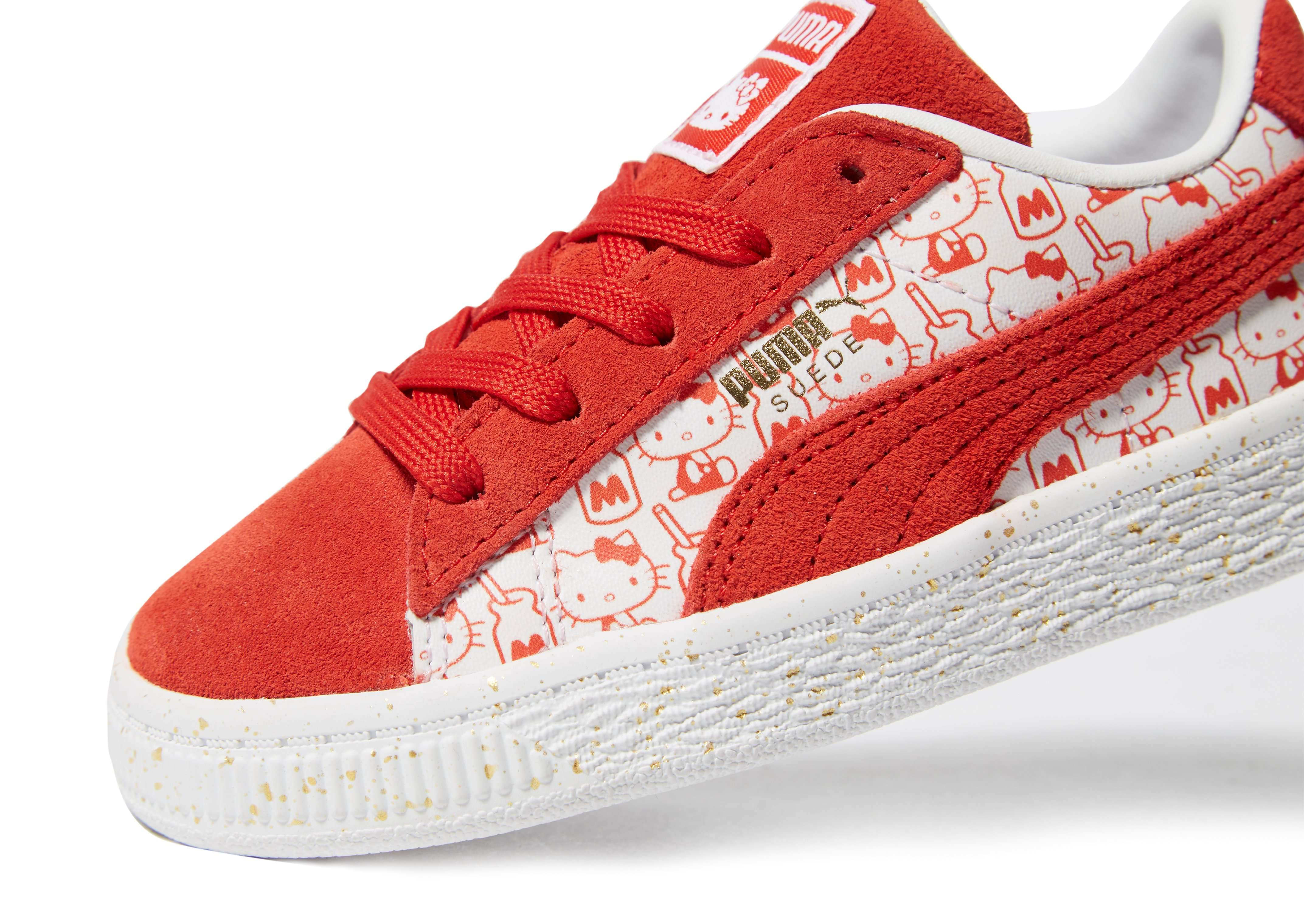 PUMA Suede Hello Kitty Infant