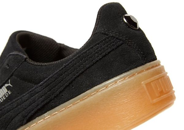 puma suede platform jewel junior sneaker