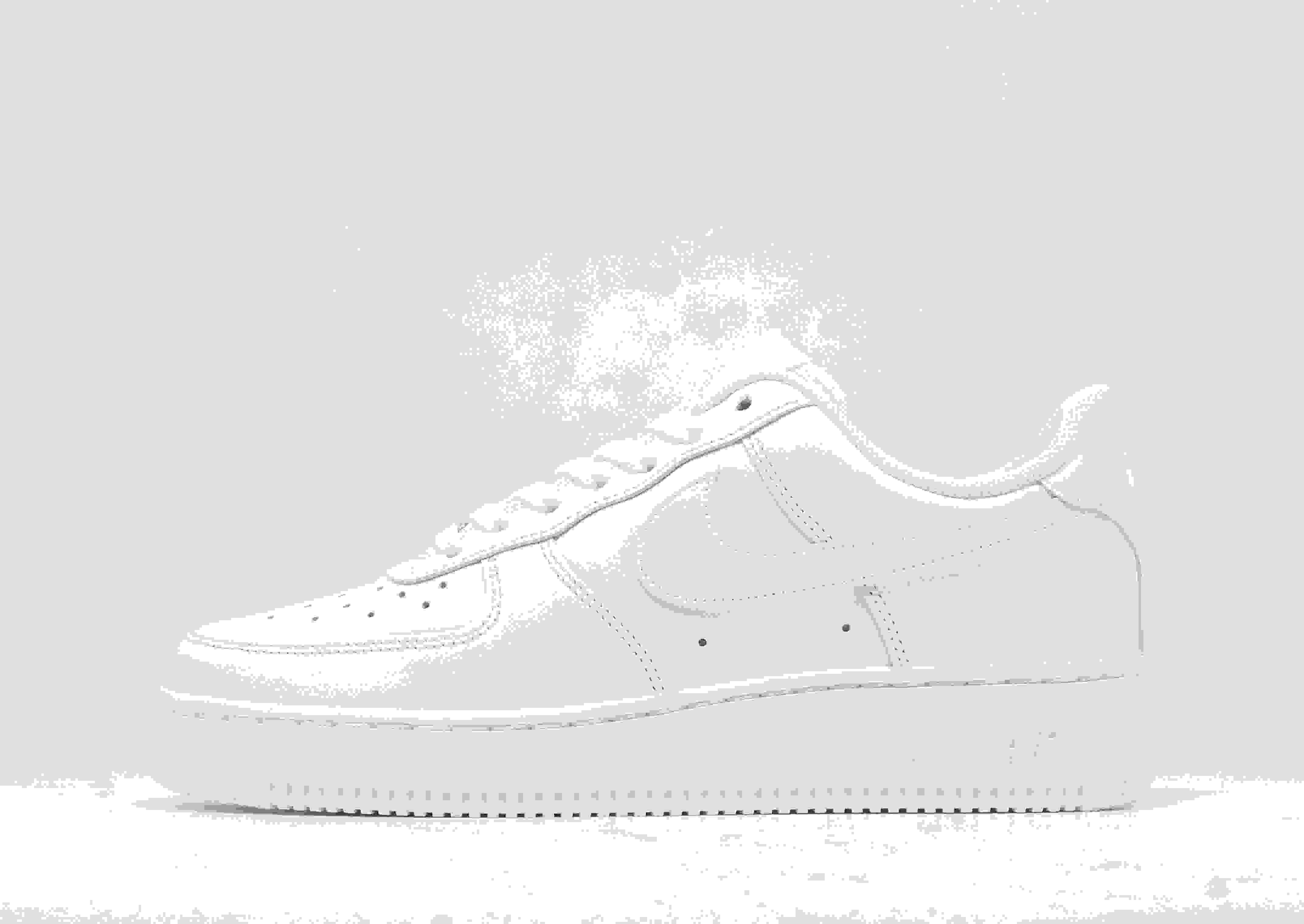 nike air force 1 white. Nike Air Force 1 White
