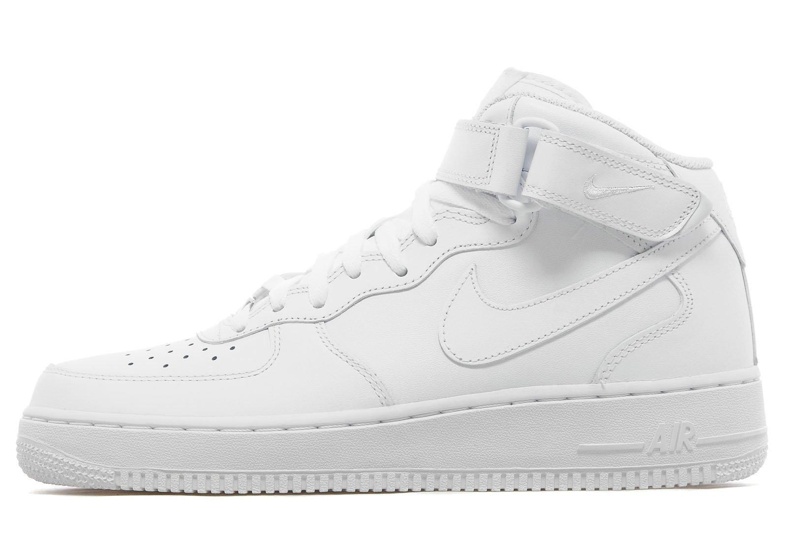 nike air force 1 mid white jd