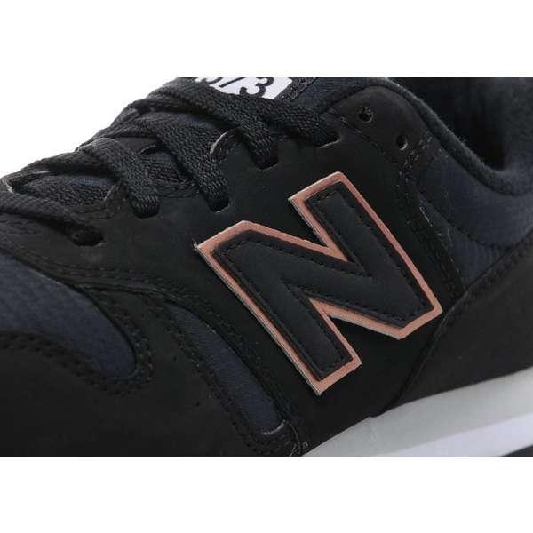 new balance 373 noir et rose femme