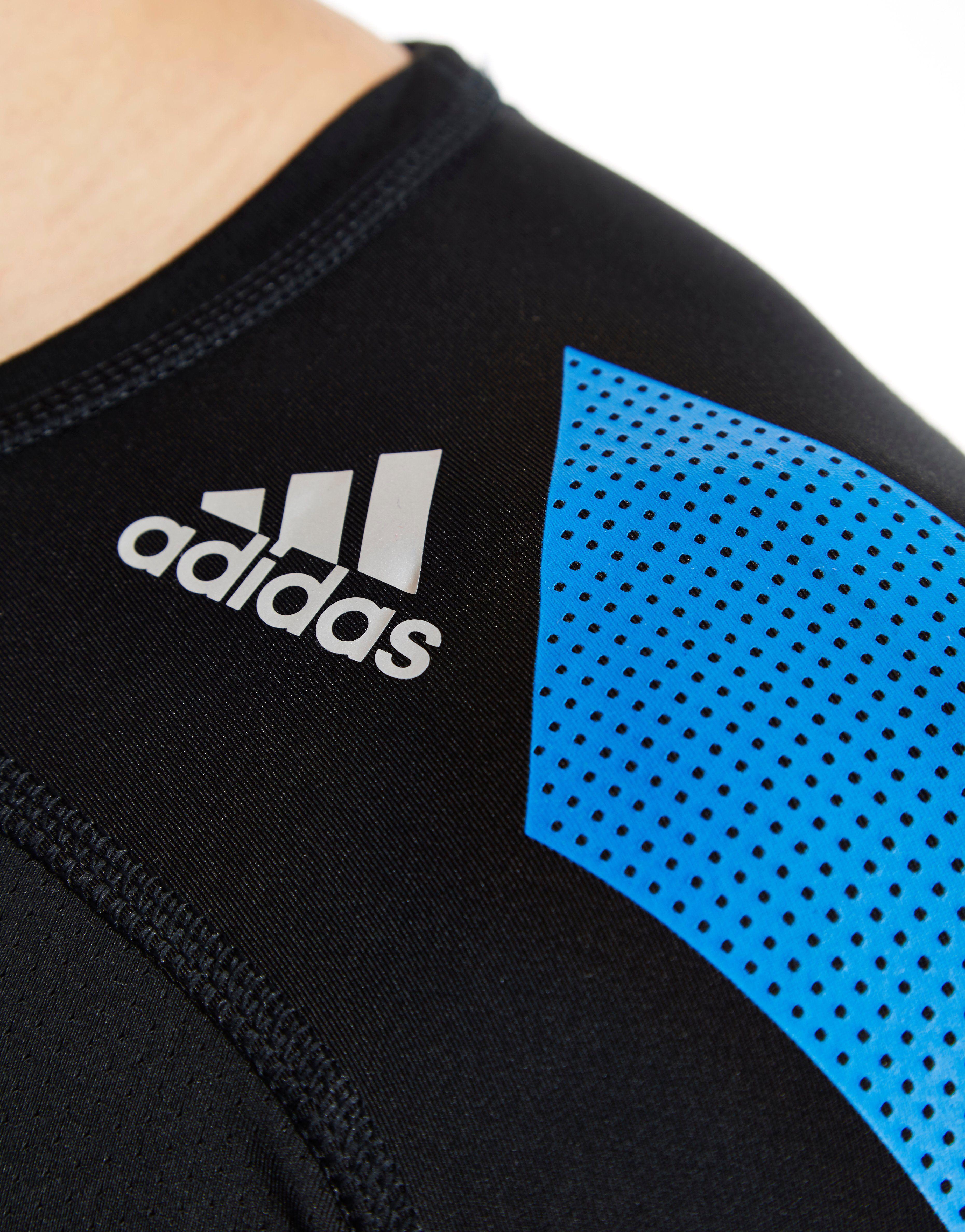 adidas Techfit Cool Long Sleeve T-Shirt