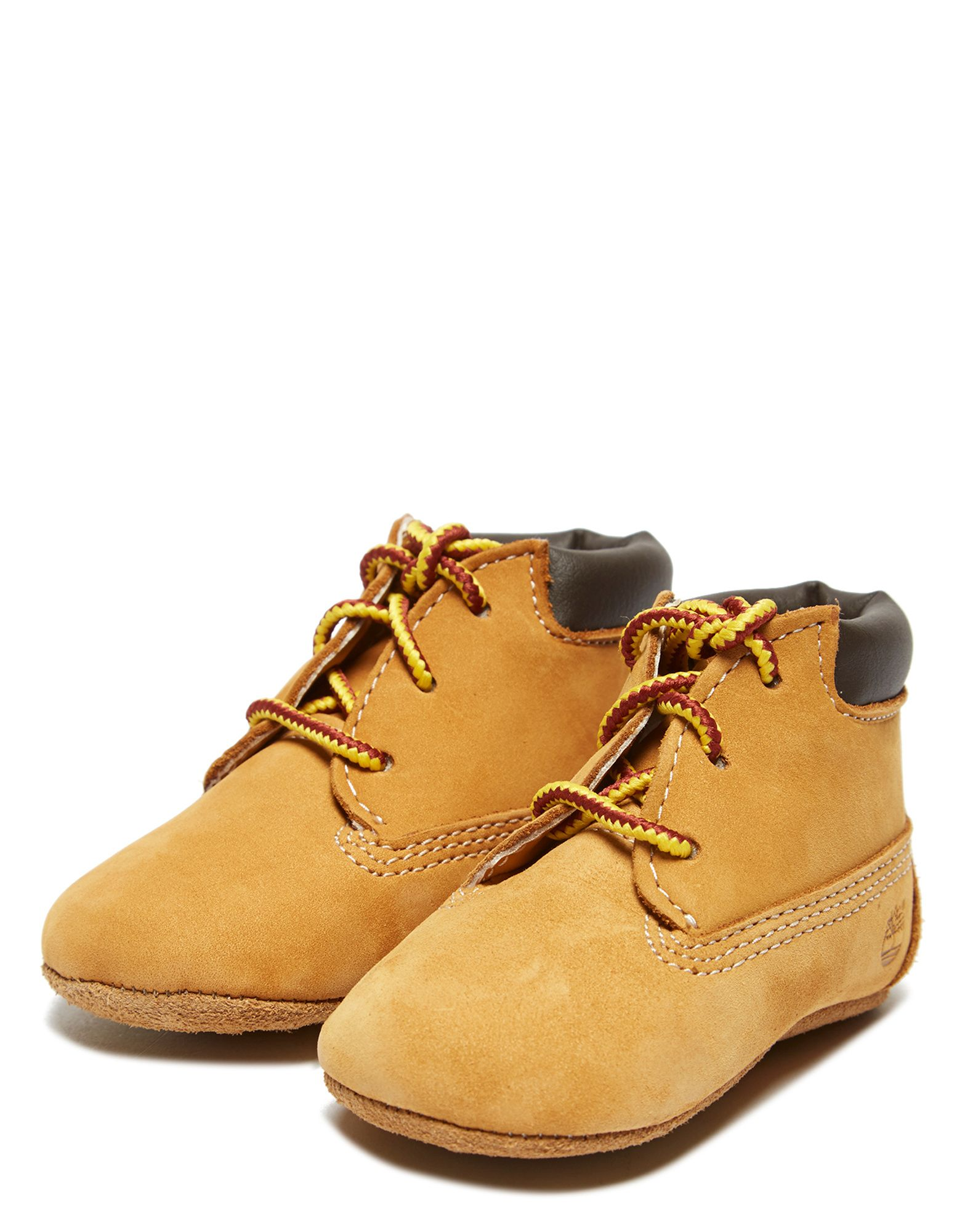 Timberland Bootie & Hat Set Crib