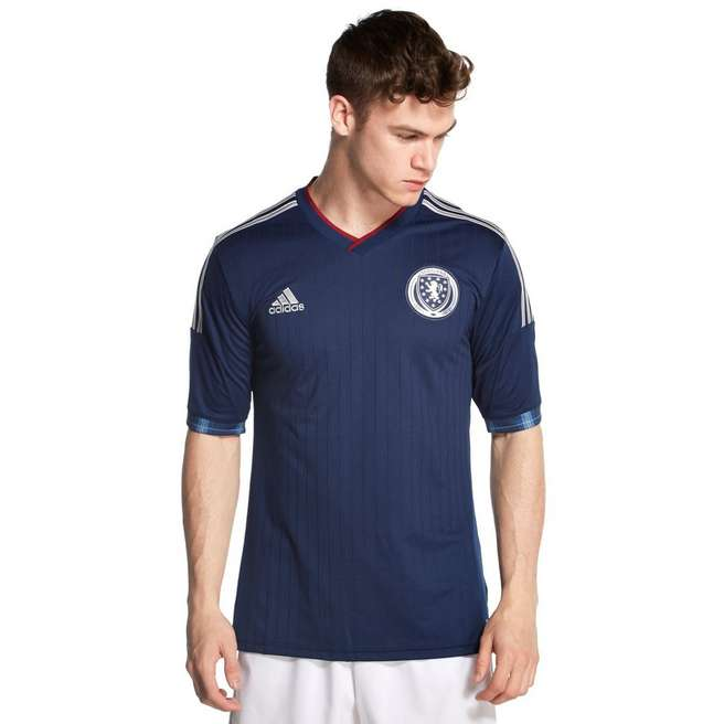 adidas Scotland 2014 Home Shirt