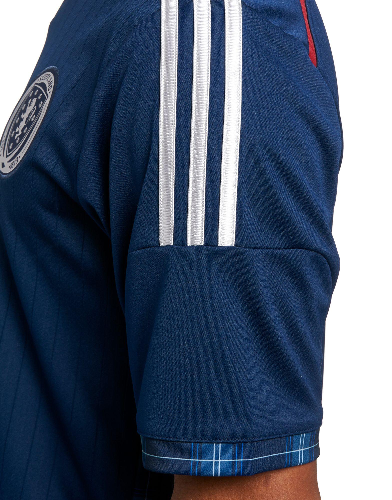adidas Scotland 2014 Home Shirt