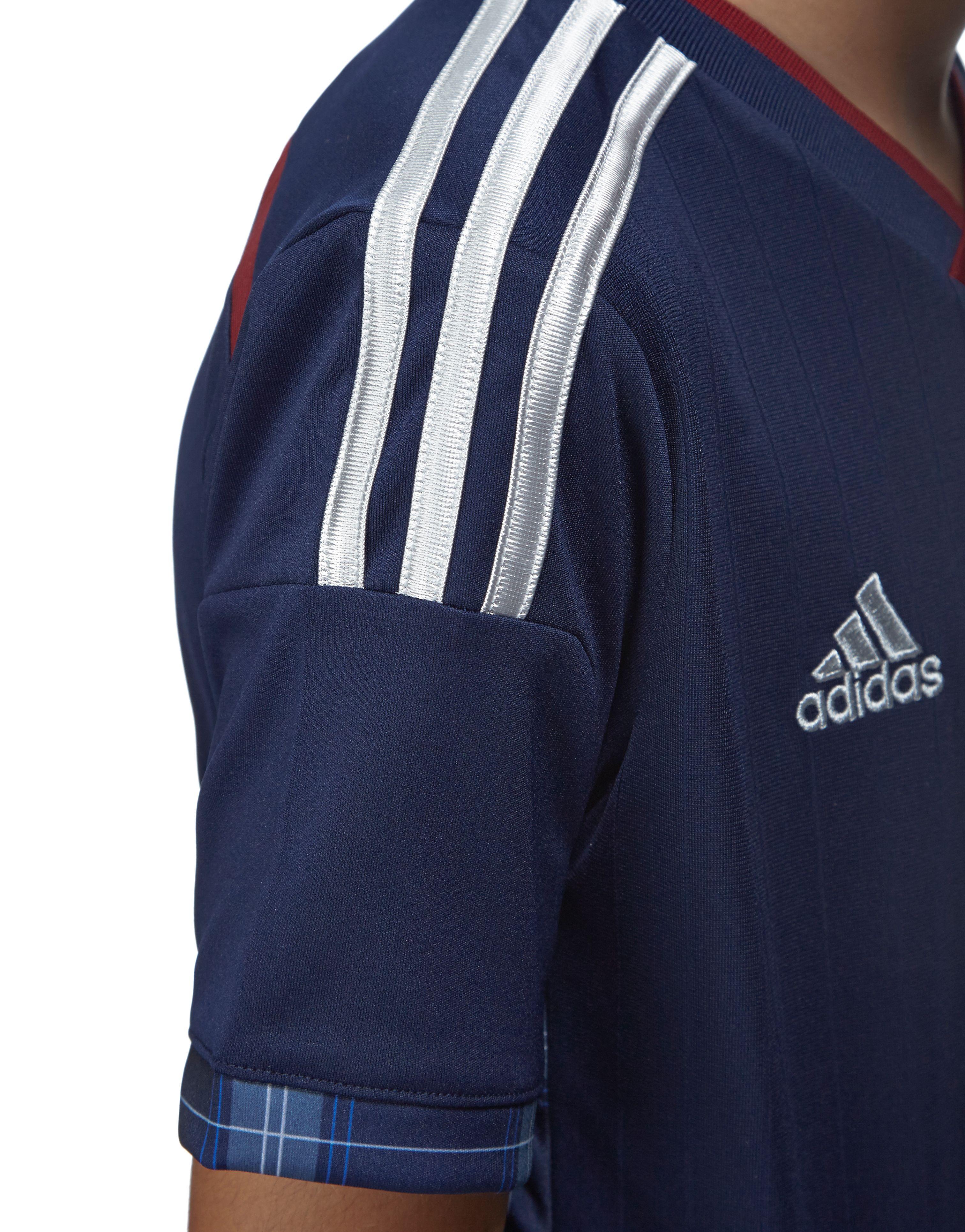 adidas Scotland 2014 Junior Home Shirt