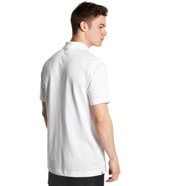 Lacoste alligator short sleeve polo shirt jd sports for Lacoste shirts with big alligator