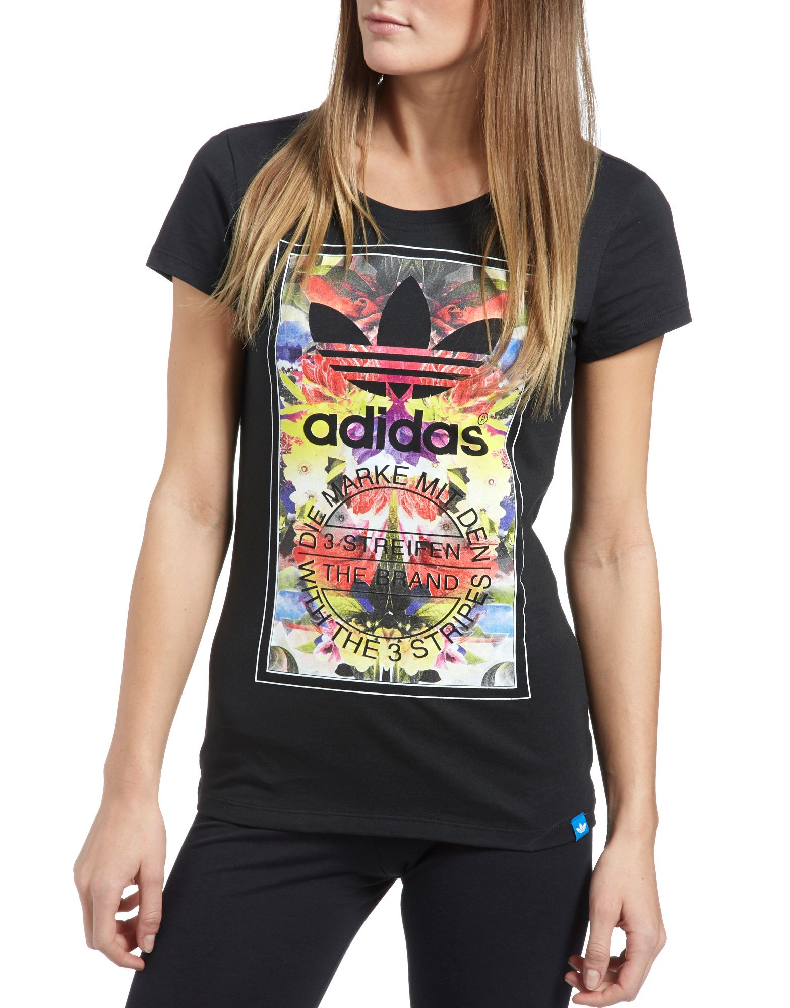 adidas Originals Flower Mad T-Shirt