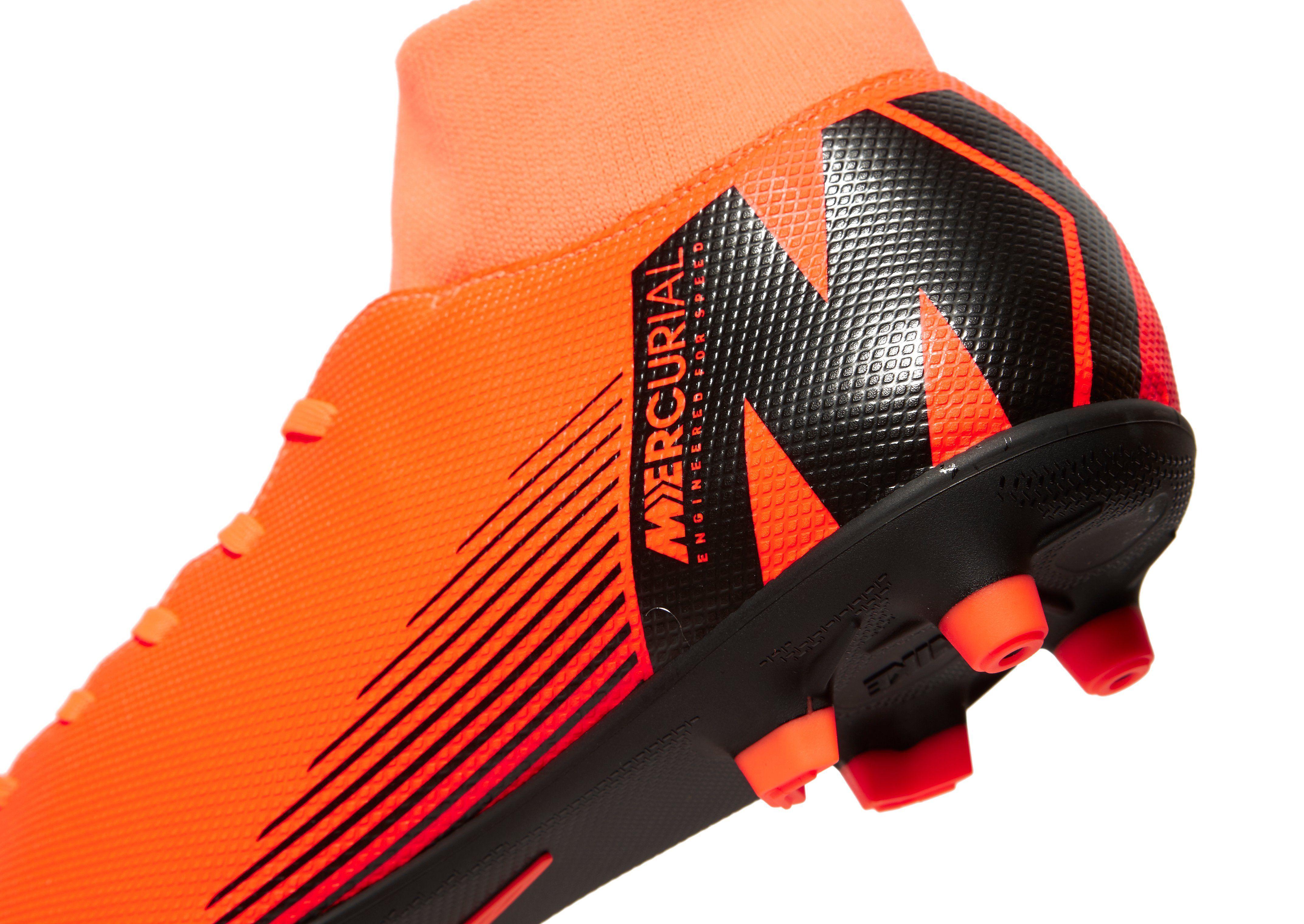 Nike Motion Blur Magista Orden Firm Ground