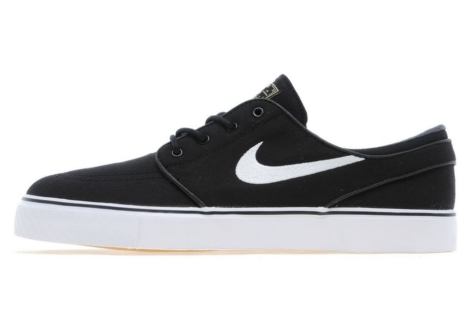 Nike SB Stefan Janoski Canvas - Men's Trainers - Black 035460