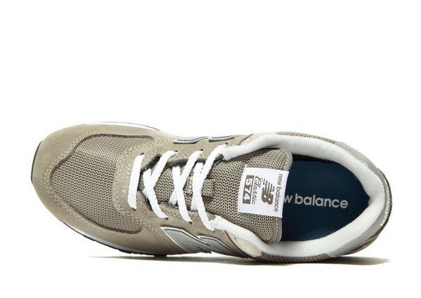new balance junior beige