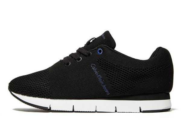Calvin Klein Tada Mesh - Women's Running Shoes - Black 036457