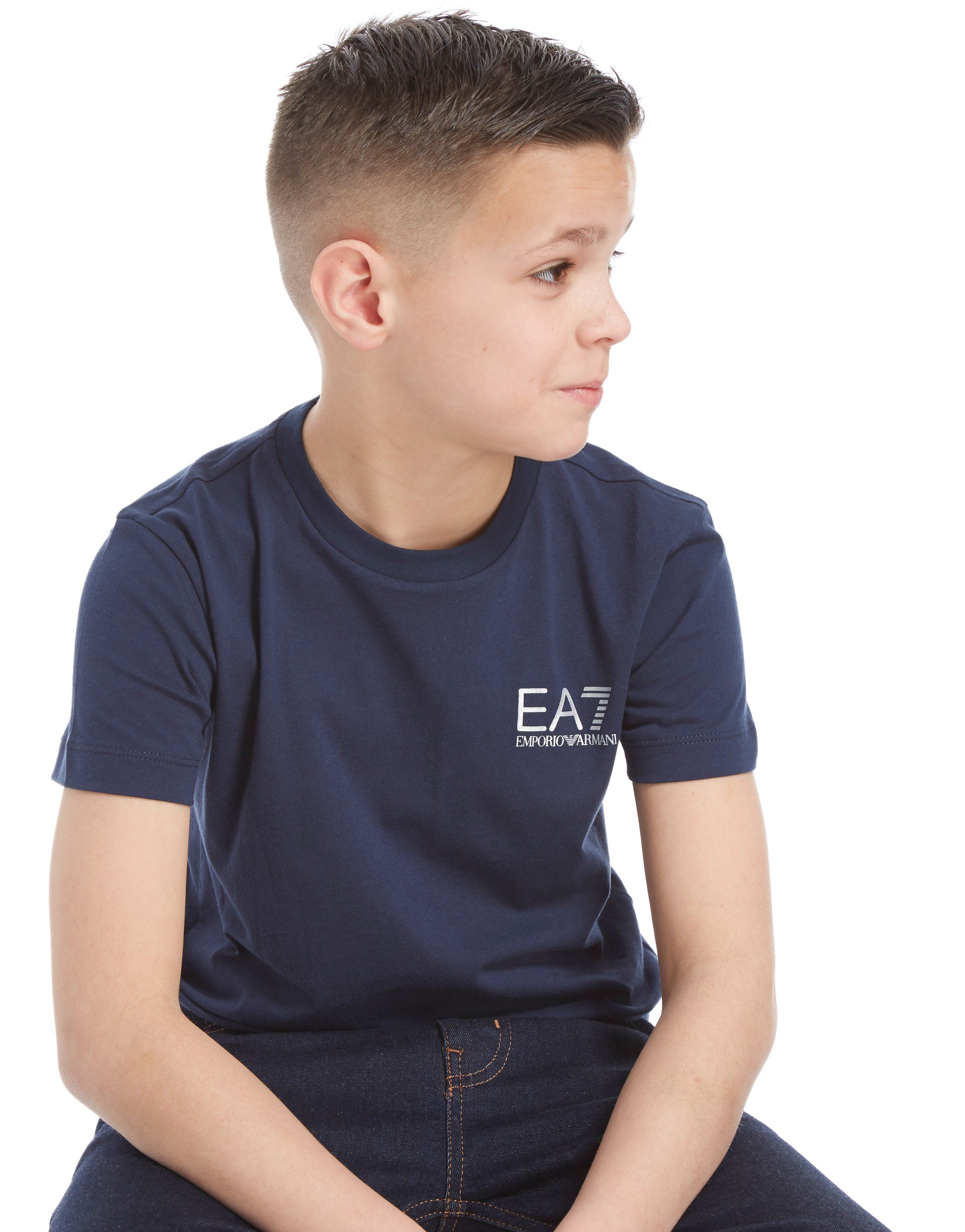 f1233939971 Emporio Armani EA7 Core Logo T-Shirt Junior