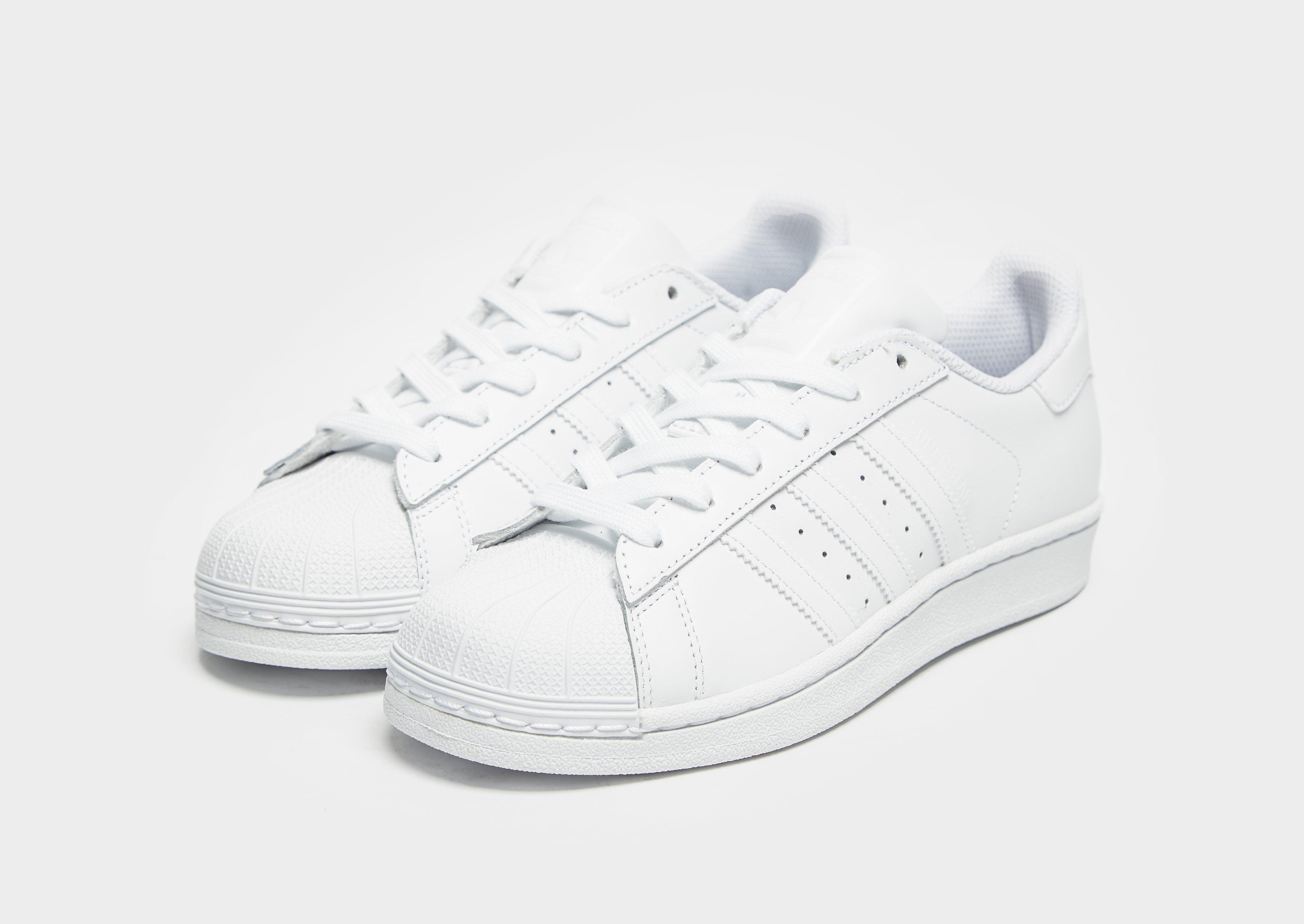 adidas junior superstar