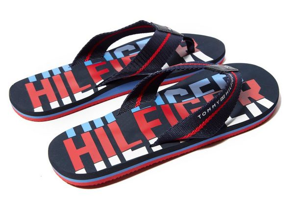 64b41f32c5e3a Tommy Hilfiger Bold Beach Flip Flops