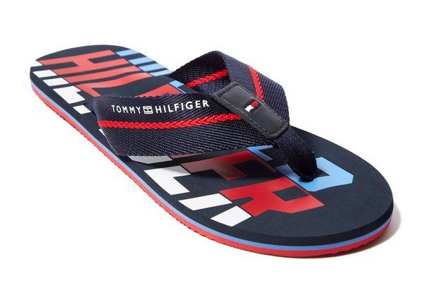 5a1be659d9aca4 Tommy Hilfiger Bold Beach Flip Flops