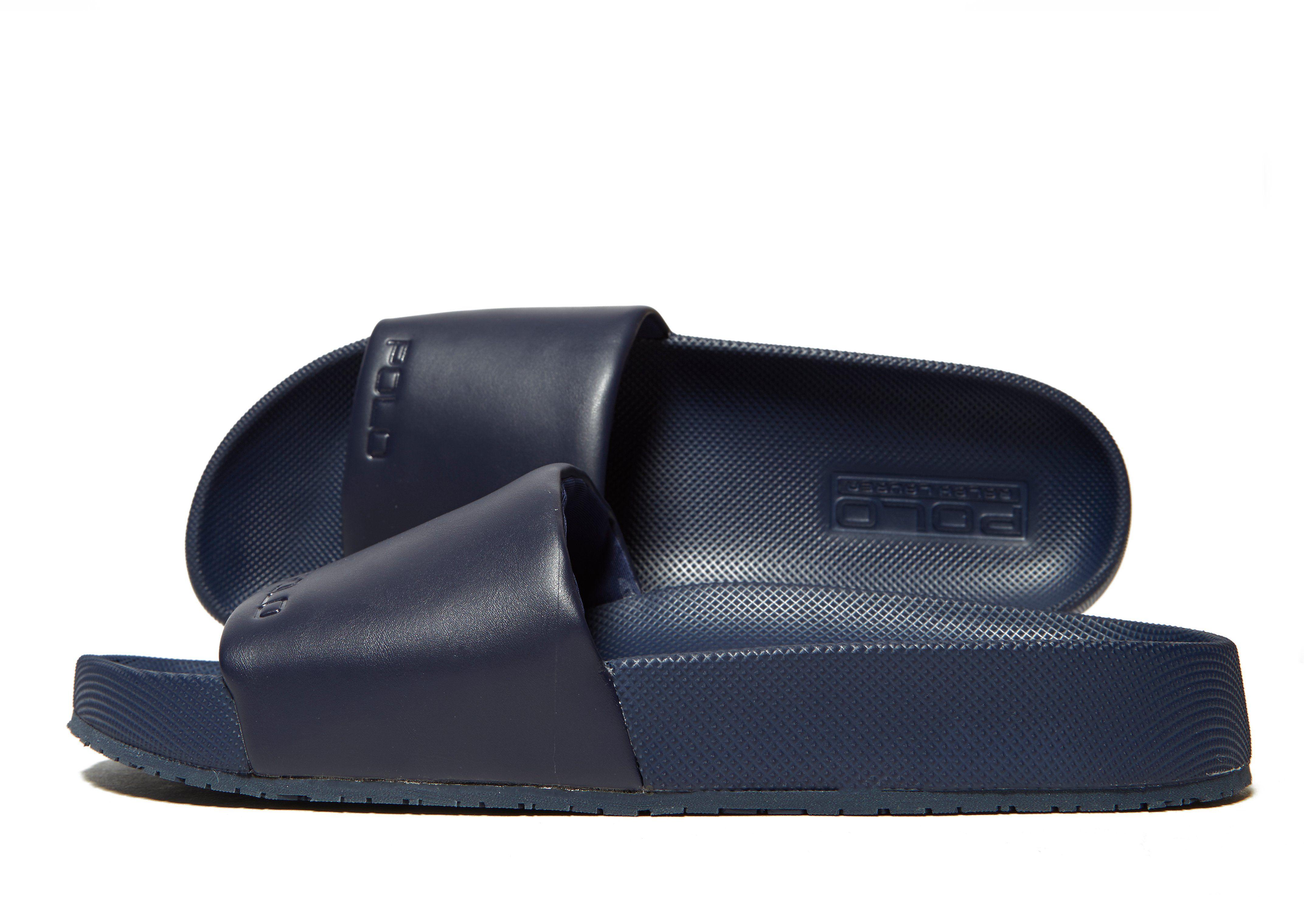 13767eb4cc07 Polo Ralph Lauren Cayson Slides