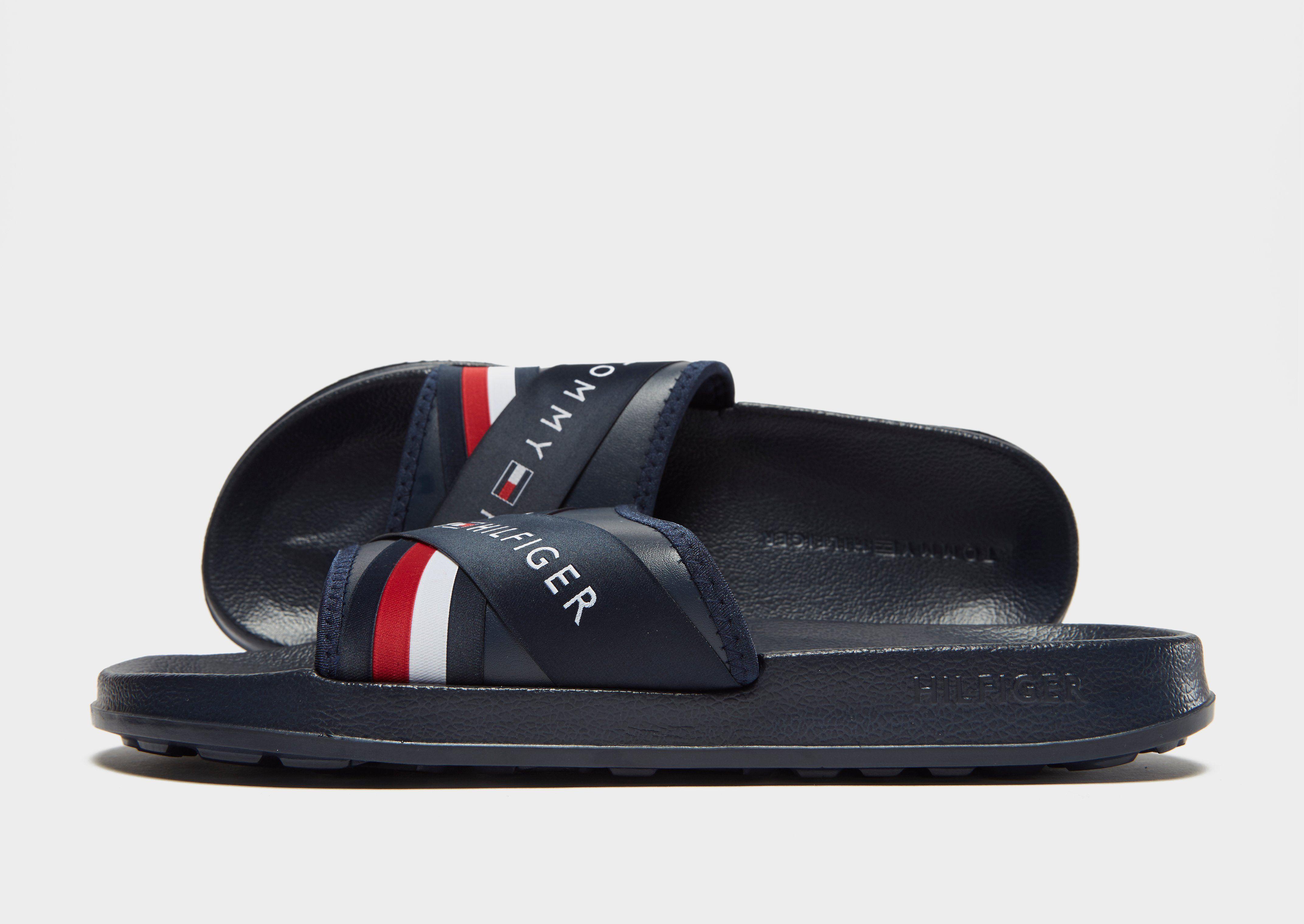 aa5144d13819 Tommy Hilfiger Ennis Slide Sandal at HauteLook - Mens Shoes - Mens Flip- Flops