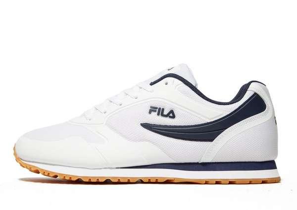 Fila Forerunner - Men's Classic Trainers - White 037502