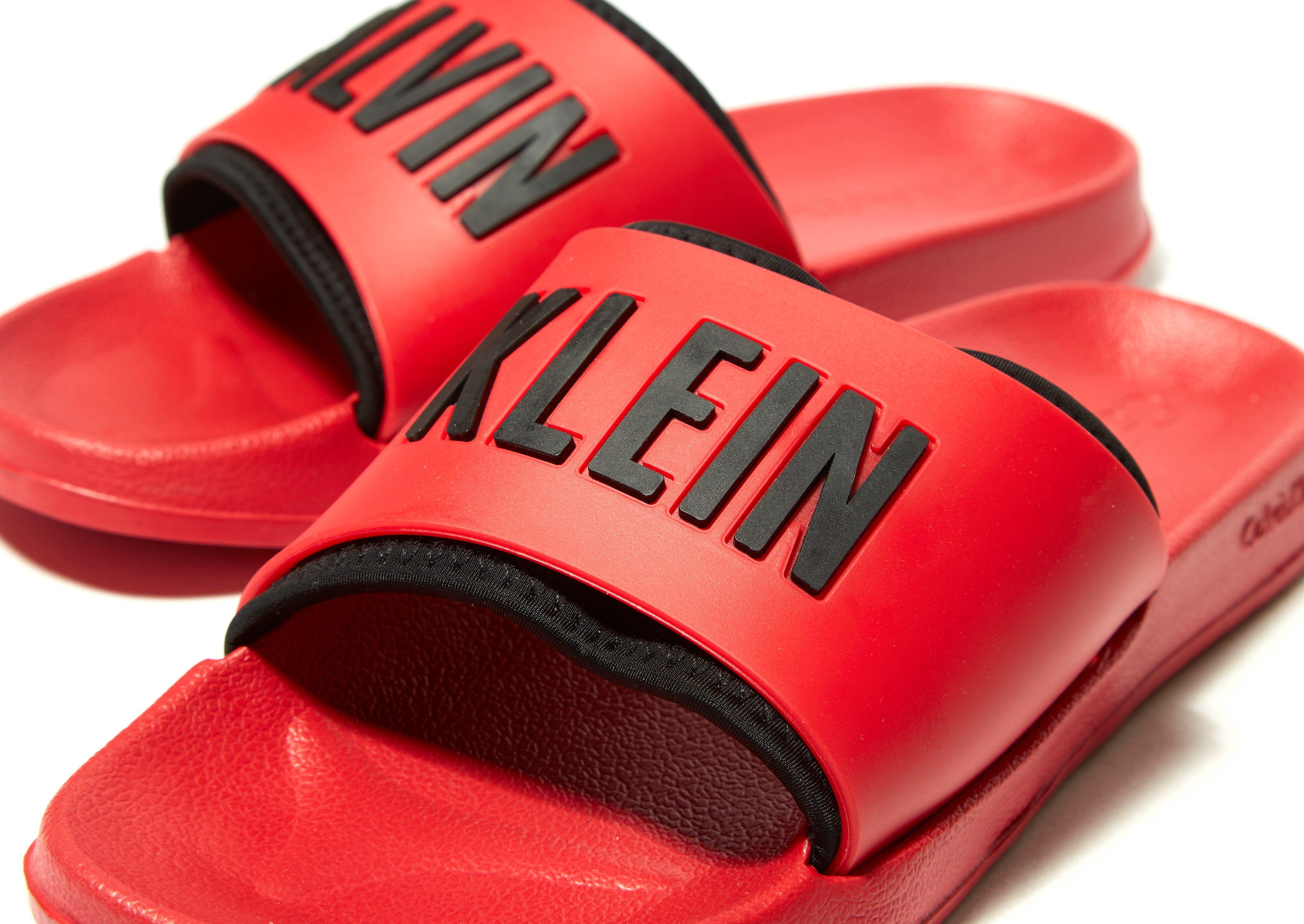 Calvin Klein Slides