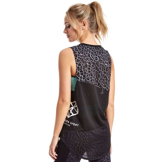 Pink Soda Sport Crackle Vest