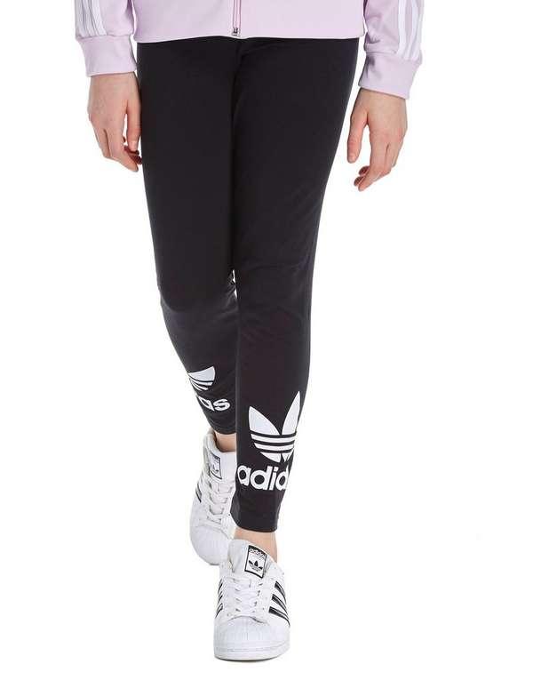 online retailer 53036 e8fa5 adidas Originals Girls  Trefoil Leggings Junior   JD Sports