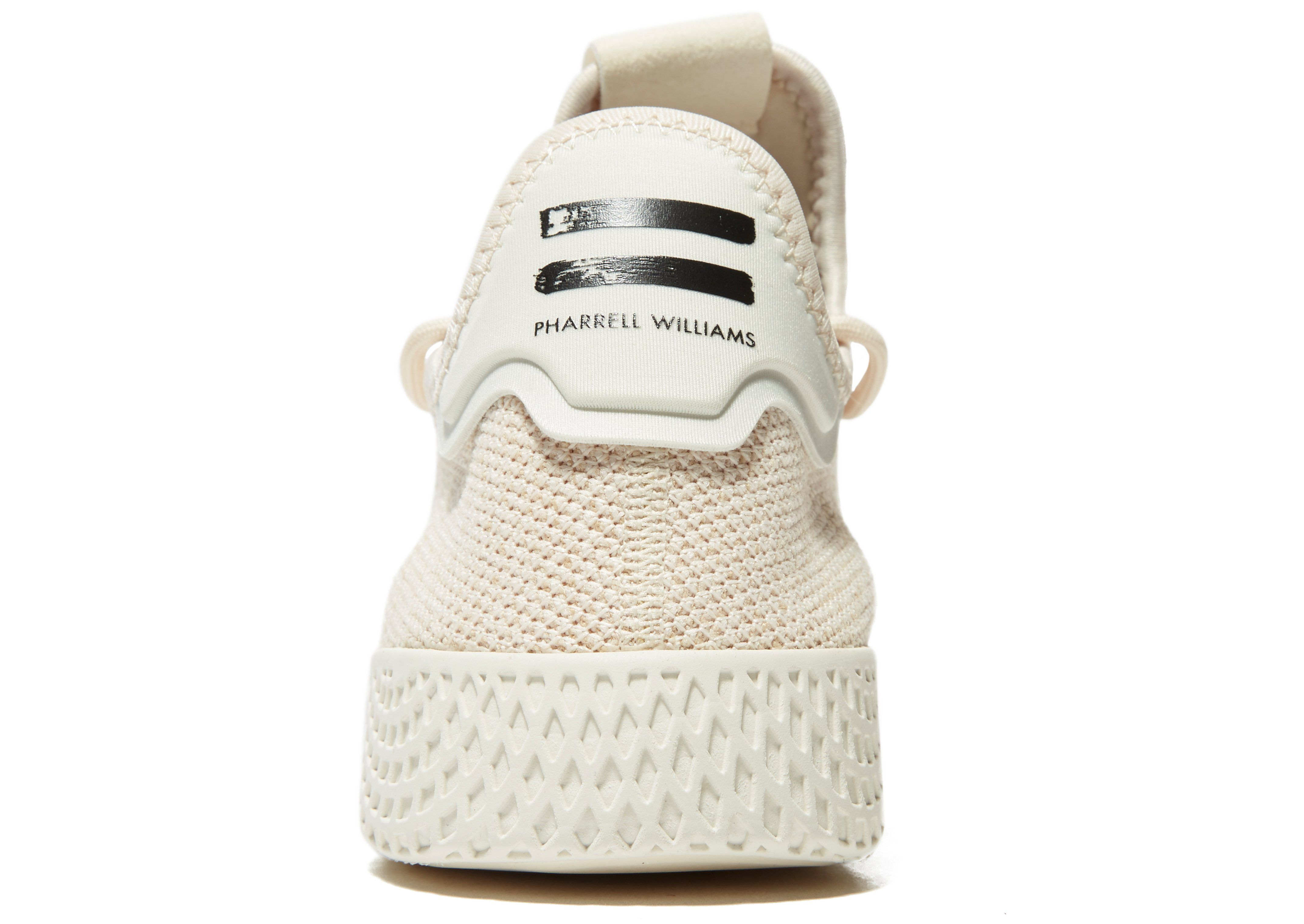 100% Authentisch Online Günstig Preis-Kosten adidas Originals x Pharrell Williams Tennis Hu Weiss SWgxMT0x