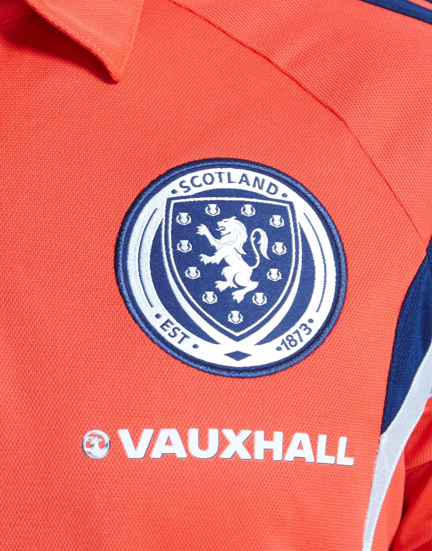 adidas Scotland Training Polo Shirt