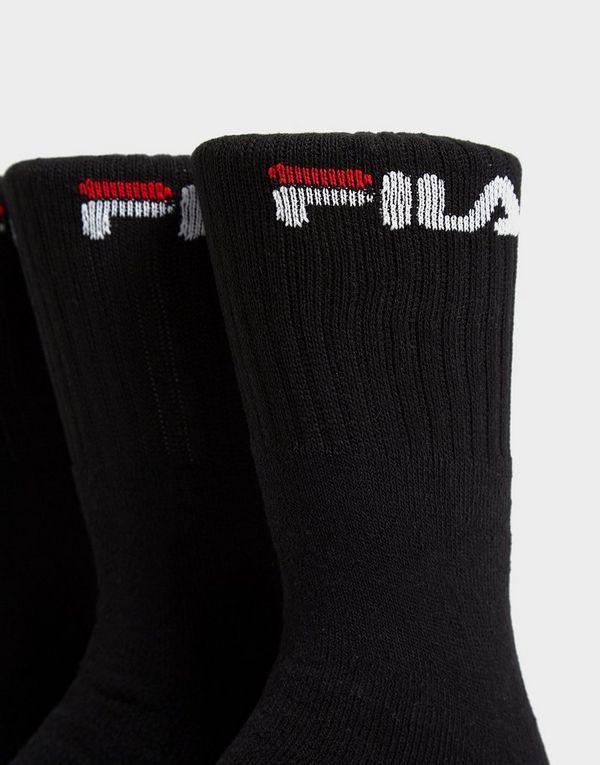 Fila 3Pack Crew Sport Socken