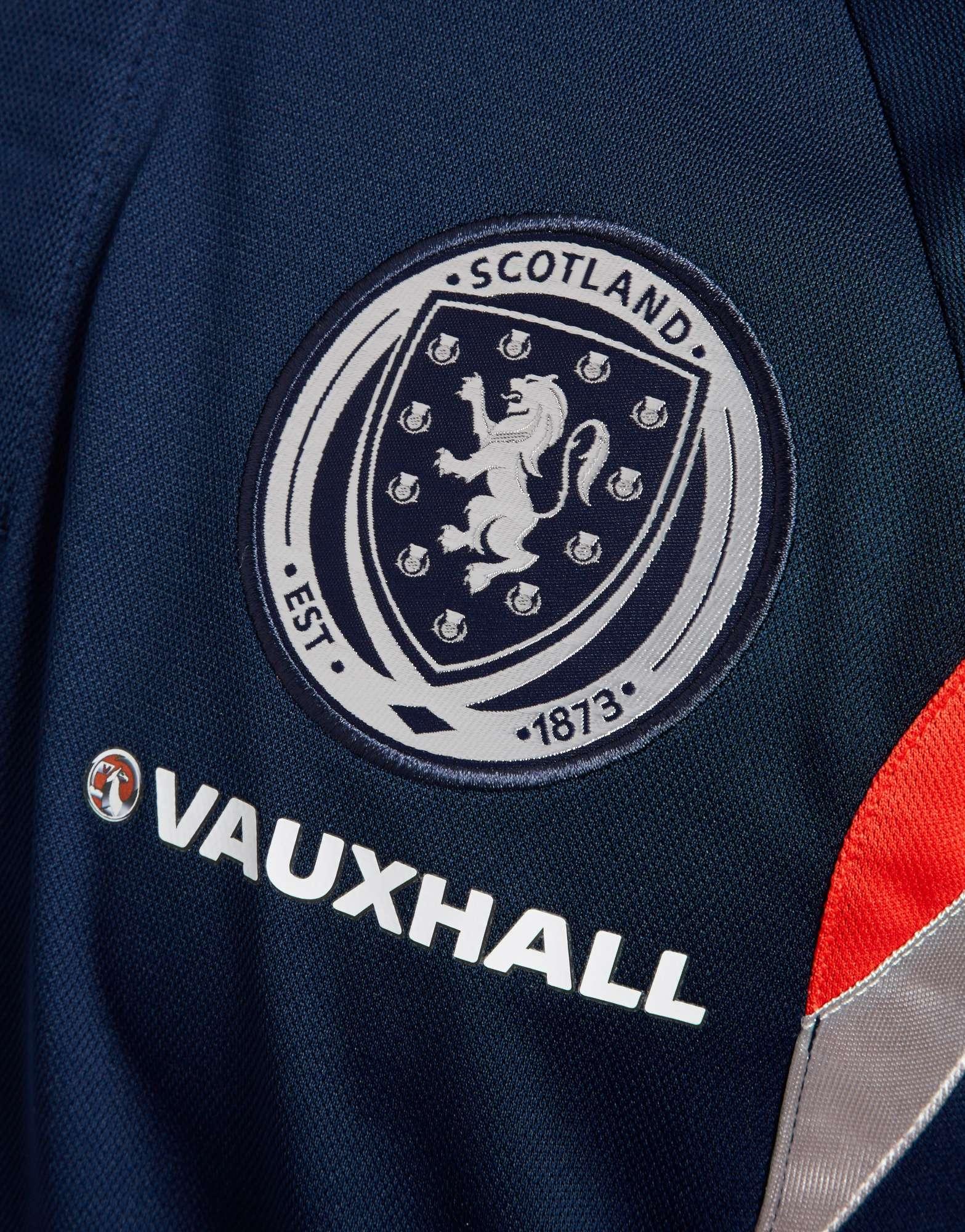 adidas Scotland 2014 Training Polo Shirt