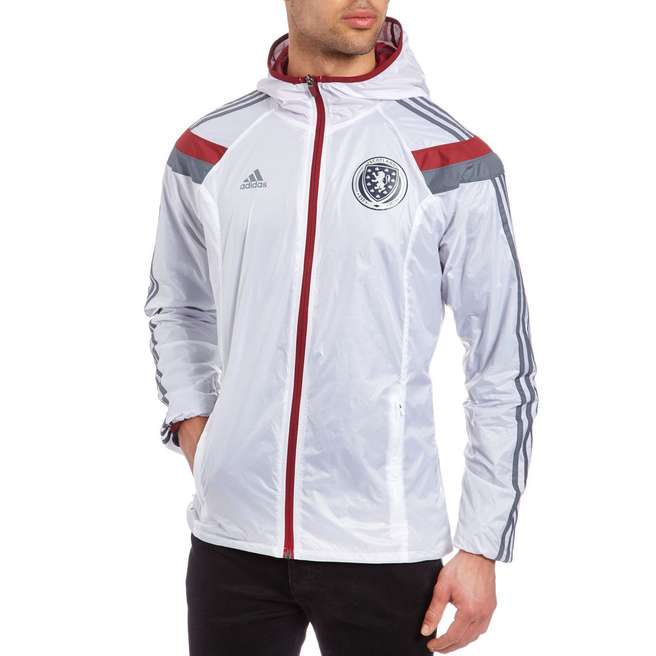 adidas Scotland Anthem Jacket