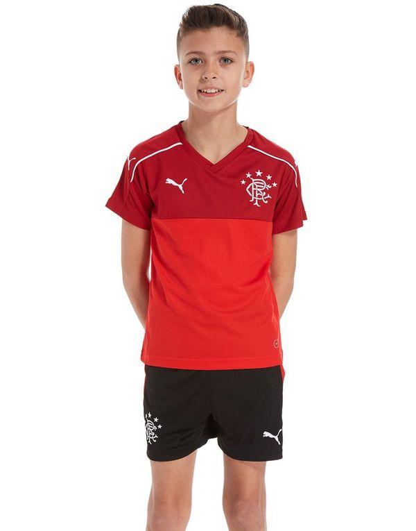377b961bfe1 PUMA Rangers 2017 18 Away Shirt Junior