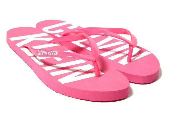fbfd8ee96c46 Calvin Klein Flip Flop Sandals Junior