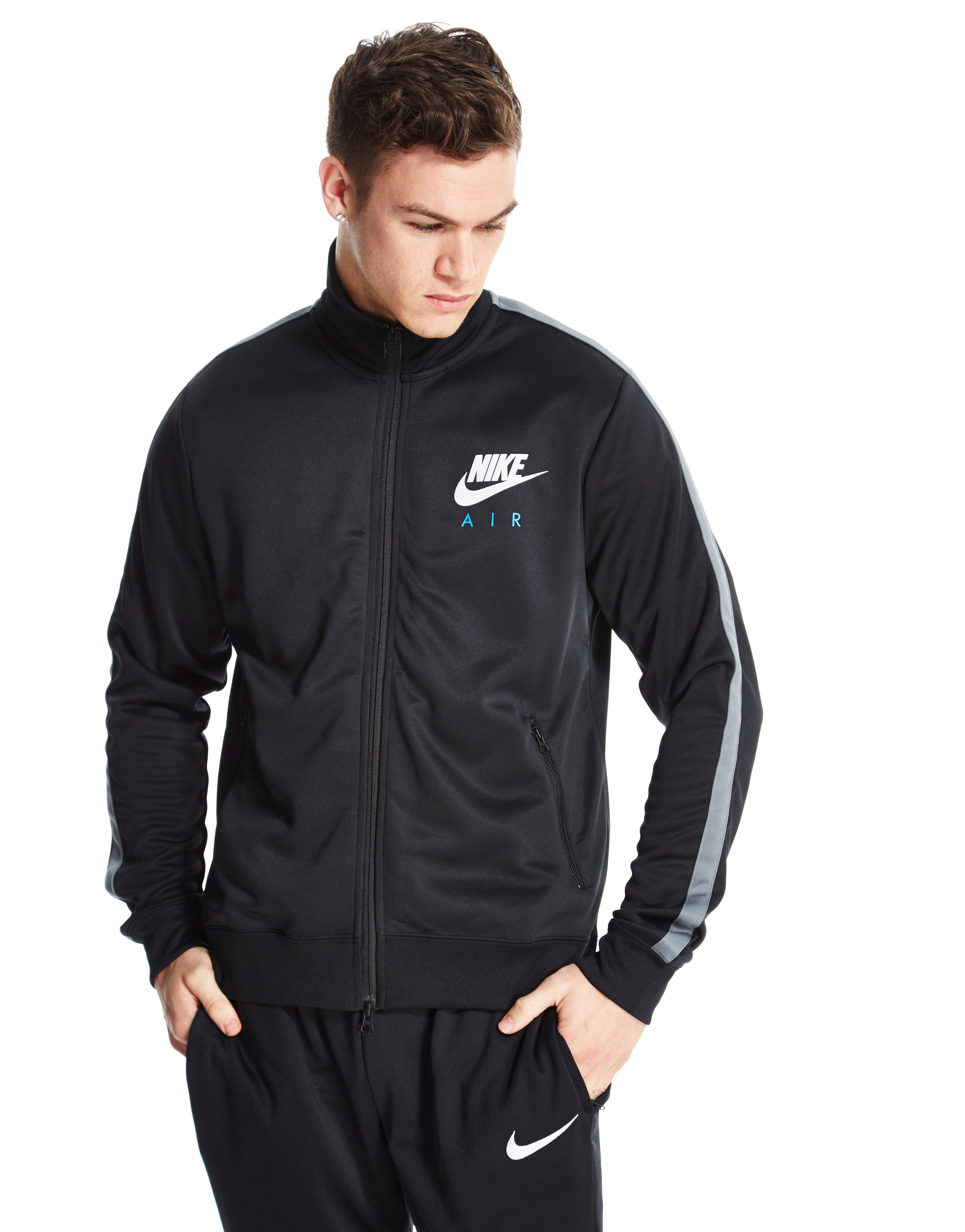 Nike Piste Dair Sans Limite Supérieure Noir
