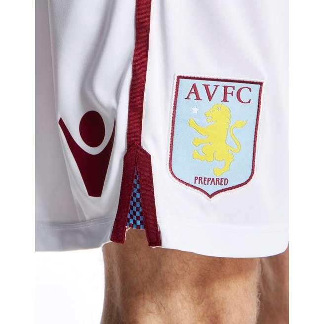 Macron Aston Villa FC Home 2015/16 Shorts