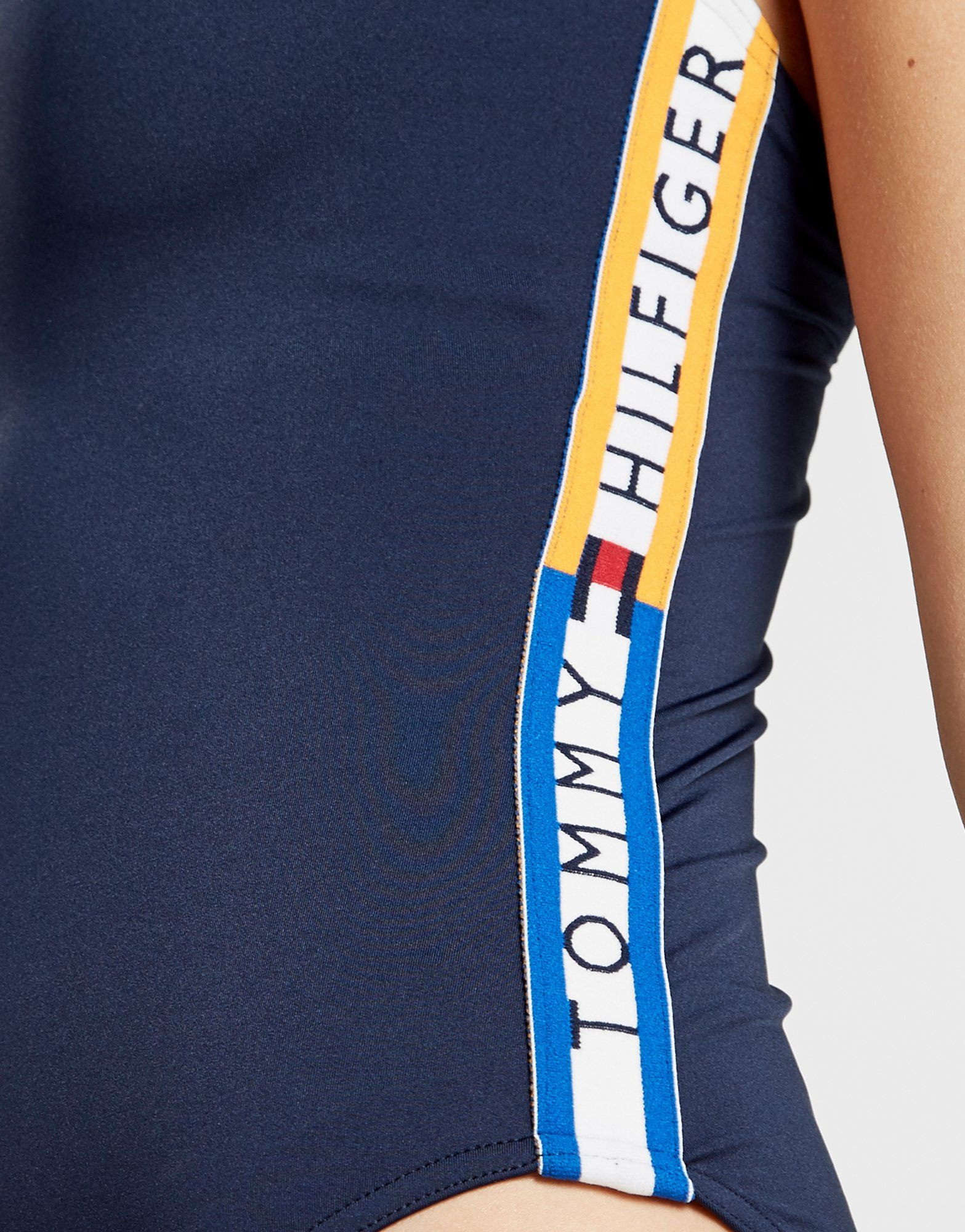 Tommy Hilfiger Tape Swimsuit