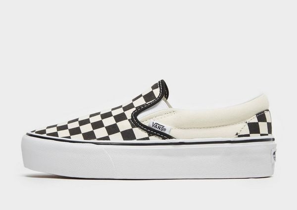 Vans Slip-On Platform Dames