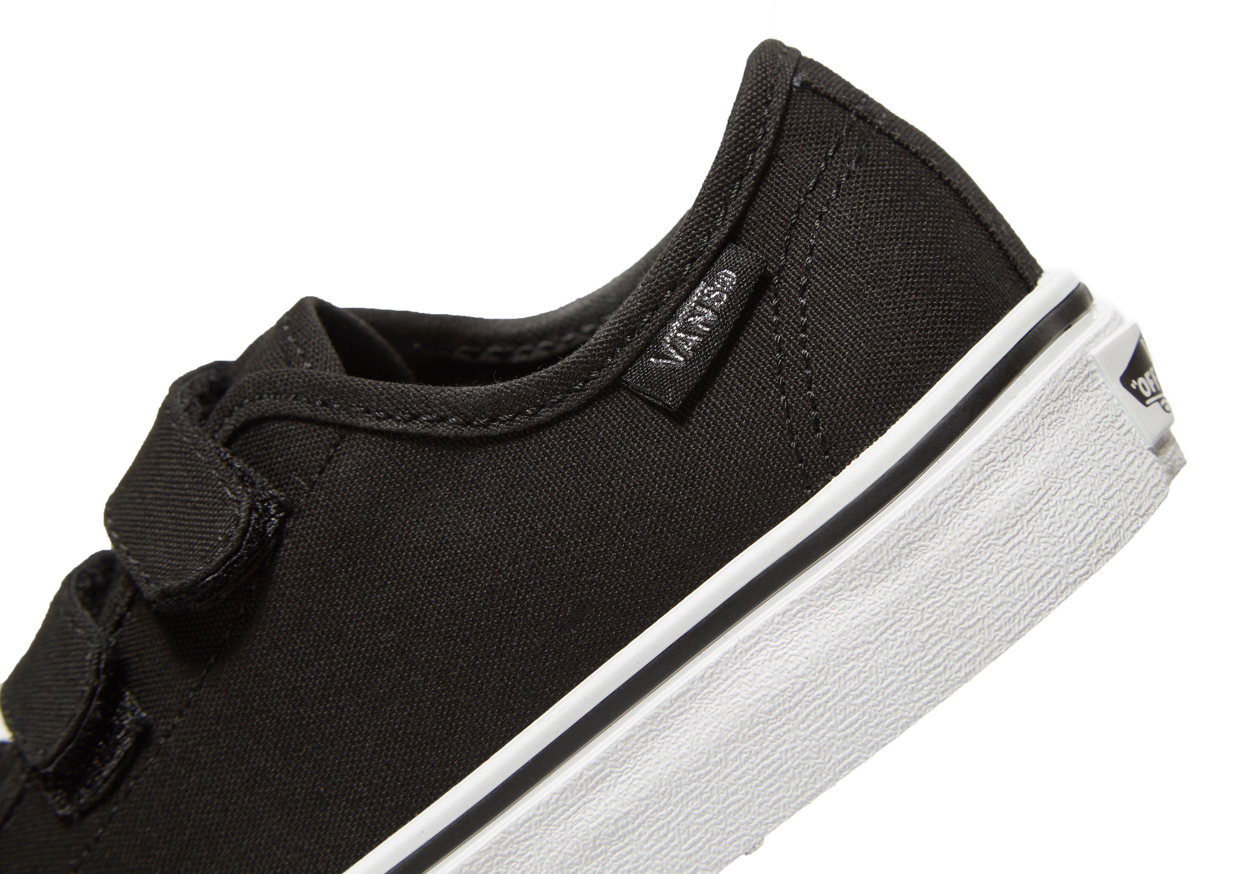 Vans Style 23 V Kinder Schwarz-Weiß/Grau Schwarz Professioneller Günstiger Preis Niedriger Versand Zum Verkauf Billig Verkauf Ebay QHU8hfC