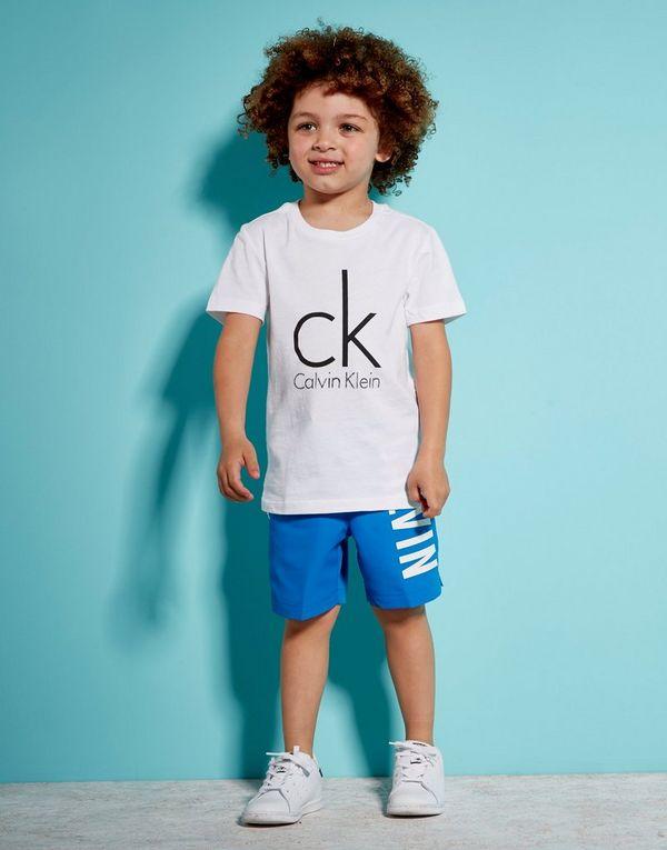 b47ea0a9766b Calvin Klein 2 Pack T-Shirts Children