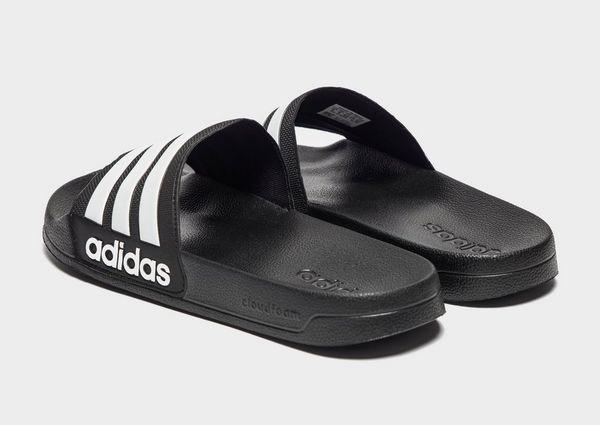 sports shoes e8141 d2a8a adidas Cloudfoam Adilette Slides