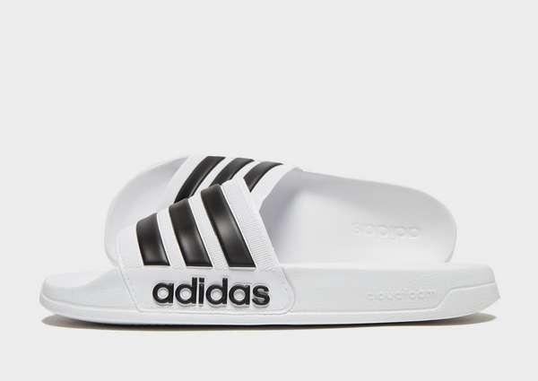 cheaper c8954 c8045 adidas Cloudfoam Adilette Slides  JD Sports
