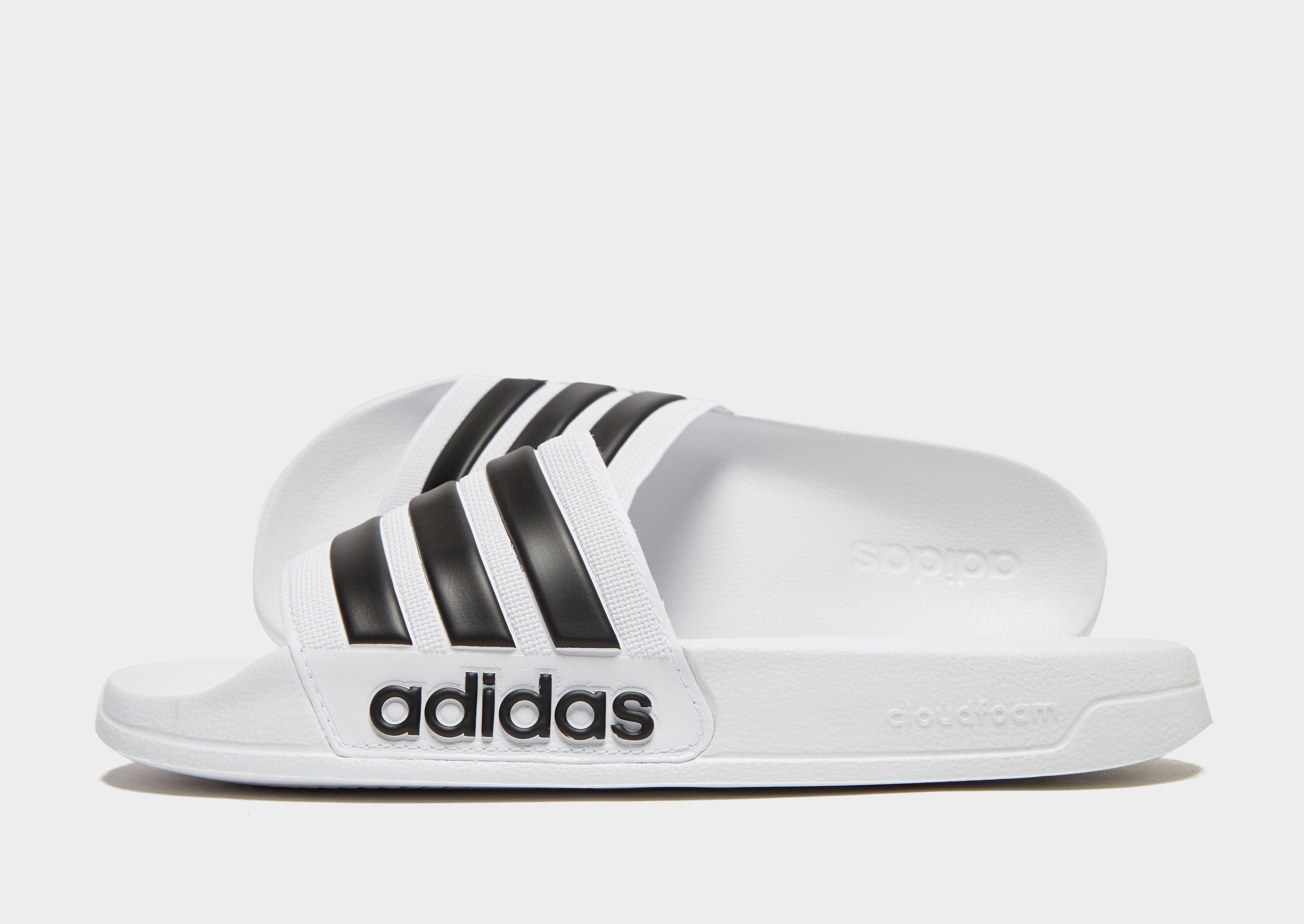d7ad4b068393 adidas Cloudfoam Adilette Slides