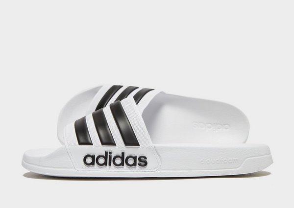 4c6046cfbbbe adidas Cloudfoam Adilette Slides