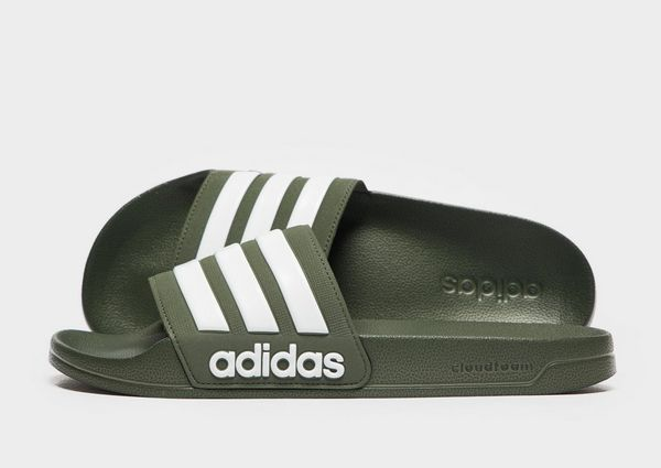 adidas cloudfoam adilette slides jd sports